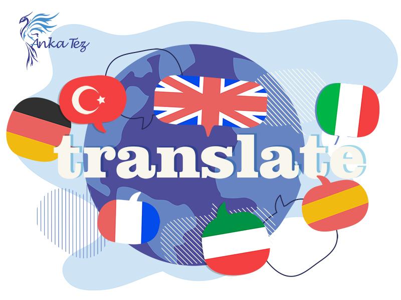 Akademik Çeviri Hizmetleri
